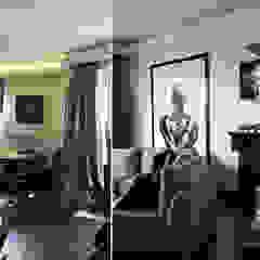 Salon moderne par Pracownia Projektowa Pe2 Moderne