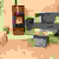 Les Bétons de Clara Classic style living room