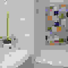 ванная комната от I-projectdesign Эклектичный