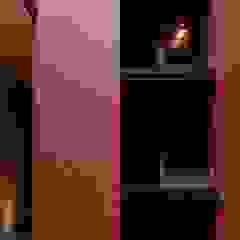 Alvaro Moragrega / arquitecto 인더스트리얼 복도, 현관 & 계단