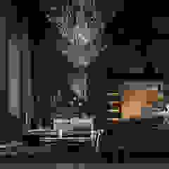 Paris apartment من Diff.Studio إنتقائي