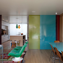 West London house من Viewport Studio حداثي