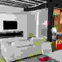 Shio Concept Minimalist living room