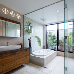 Asian style bathroom by W.D.A Asian