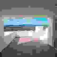 Roof Garden Balcones y terrazas minimalistas de JF ARQUITECTOS Minimalista