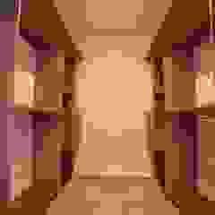 Closet de JF ARQUITECTOS Minimalista