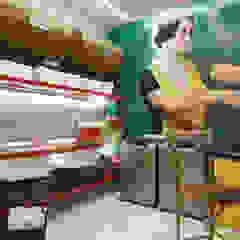 CARMELLO ARQUITETURA Modern commercial spaces