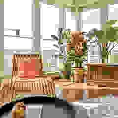 Paradise getaway Tropische woonkamers van Levenssfeer Tropisch