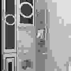 Коттедж г.Полевской Ванная в классическом стиле от Частный дизайнер и декоратор Девятайкина Софья Классический