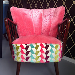 Fotel Klubowy Villa Nova od Juicy Colors Nowoczesny
