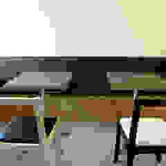 Cafe Vert オリジナルなレストラン の ADS一級建築士事務所 オリジナル