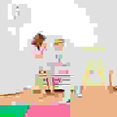 "Birdhouse lamp ""Bee's dream"" NOBOBOBO Nursery/kid's roomStorage"