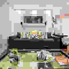 Modern Living Room by Amanda Pinheiro Design de interiores Modern