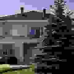 Willa Wrocław Klasyczne domy od ASA Autorskie Studio Architektury Klasyczny