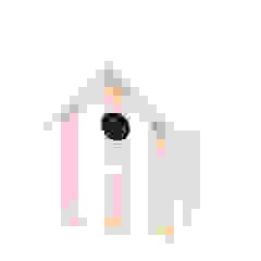 "Birdhouse lamp ""Sweet dreams"" NOBOBOBO Nursery/kid's roomLighting"