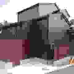 Scandinavian style houses by 家山真建築研究室 Makoto Ieyama Architect Office Scandinavian