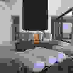 ofenmanufaktur. meisterbetrieb Livings de estilo minimalista