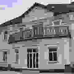 Balustradabalkonowa – wzór B319 od ALMET Kowalstwo Artystyczne Klasyczny