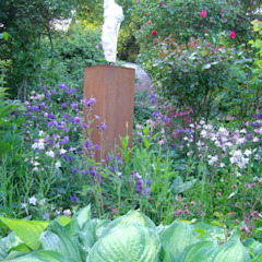 Eclectic style garden by Tina Brodkorb Landschaftsarchitektur Eclectic