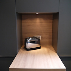 Modern Kitchen by Agence Laurent Cayron Modern