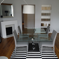 Modern Dining Room by Agence Laurent Cayron Modern