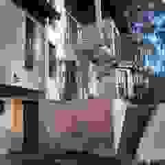 Casas de estilo rústico de Flávia Brandão - arquitetura, interiores e obras Rústico