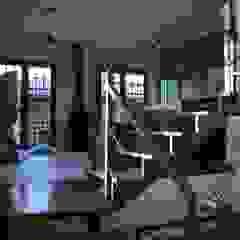 de Flávia Brandão - arquitetura, interiores e obras Rústico