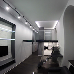 Salones de estilo moderno de WE LOFT DESIGN Moderno