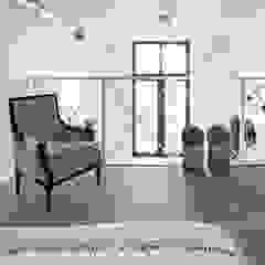 Pasillos, vestíbulos y escaleras de estilo moderno de justyna smolec architektura & design Moderno