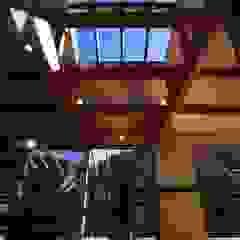 现代客厅設計點子、靈感 & 圖片 根據 風建築工房 現代風