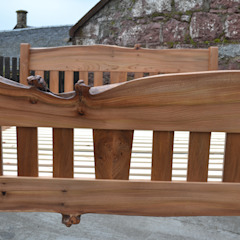 Bed: country  by Clachan Wood, Country
