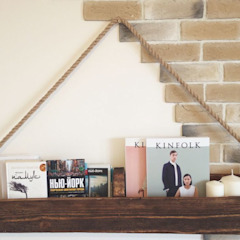 Полка на веревке для книг и журналов от 11 Reasons Лофт