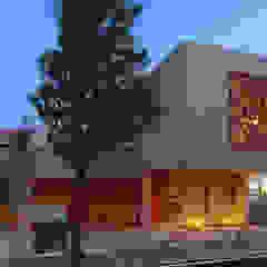 Scandinavian style houses by アースワーク建築設計事務所 Scandinavian