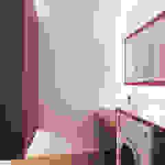Scandinavian style bathrooms by アースワーク建築設計事務所 Scandinavian