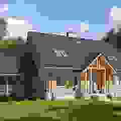 LK&909 od LK & Projekt Sp. z o.o. Rustykalny