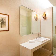 Banheiros coloniais por Taller Estilo Arquitectura Colonial