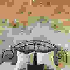 Country style bedroom by Tatiana Ivanova Design Country