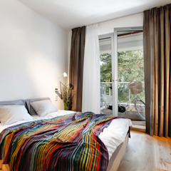 ARTEMIA DESIGN Camera da letto moderna