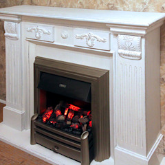 Lesomodul Living roomFireplaces & accessories