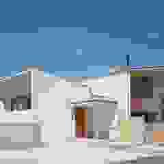 現代房屋設計點子、靈感 & 圖片 根據 toki Architect design office 現代風 木頭 Wood effect