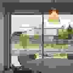根據 toki Architect design office 現代風 木頭 Wood effect