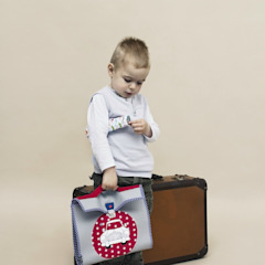 Lulu Farfelue Stanza dei bambiniGiocattoli Tessuti Variopinto