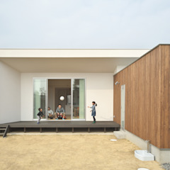 Eclectic style houses by artect design - アルテクト デザイン Eclectic