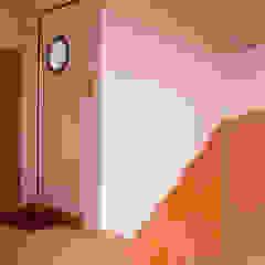 Pasillos, vestíbulos y escaleras clásicas de Batbau'bio Clásico