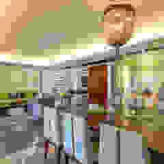 Modern dining room by Enrique Cabrera Arquitecto Modern