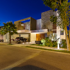 Modern houses by Enrique Cabrera Arquitecto Modern