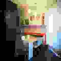 Comedor Comedores de estilo moderno de sanzpont [arquitectura] Moderno