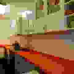 Cocina Dormitorios de estilo moderno de sanzpont [arquitectura] Moderno