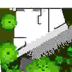 Planta Baja de sanzpont [arquitectura] Moderno