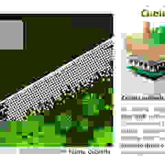Planta de Azoteas de sanzpont [arquitectura] Moderno